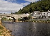 Pont d'Avoca, Wicklow, Irlande